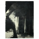"""Climb into Bed and Turn to Dust (2008, 14x17"""", 19x24"""")"""