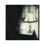 """Whisper at Dusk in Graying Light (2007, 20x19"""", 27x26"""")"""