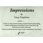 Title page from the suite Impressions (1998)