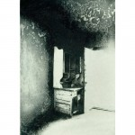 """#2 Untitled from the suite Impressions (1998, 7x10"""", 14x17"""")"""
