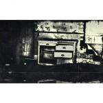 "Outside Echoes Haunt (2008, 10x23"", 17x30"")"