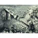 "Wooden Mouldings Site 8 (2000, 9x12"", 16x18"")"