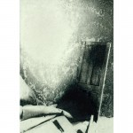 """#3 Untitled from the suite Impressions (1998, 7x10"""", 14x17"""")"""