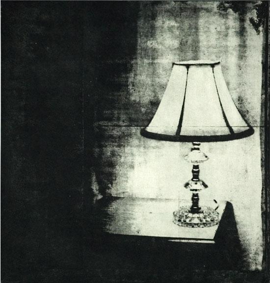 """Education (Whisper at Dusk in Graying Light (2007, 20x19"""", 27x26""""))"""